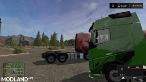 VOLVO FH 540 OCEAN RACE v 2.1, 6 photo
