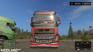 VOLVO FH 540 OCEAN RACE v 2.1, 9 photo