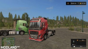 VOLVO FH 540 OCEAN RACE v 2.1, 8 photo
