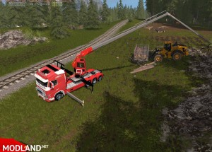 Volvo Fh16 750 Logging v 1.0, 3 photo
