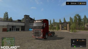 Volvo FH16 750 SHORT WHEELBASE v 1.0, 2 photo
