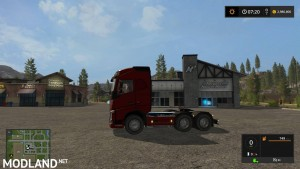 Volvo FH16 750 SHORT WHEELBASE v 1.0, 3 photo