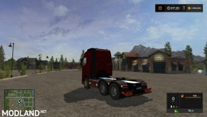Volvo FH16 750 SHORT WHEELBASE v 1.0, 4 photo