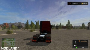 Volvo FH16 750 SHORT WHEELBASE v 1.0, 5 photo