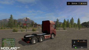 Volvo FH16 750 SHORT WHEELBASE v 1.0, 6 photo