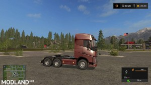 Volvo FH16 750 SHORT WHEELBASE v 1.0, 7 photo