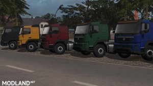 VOLVO FMX CANAVIEIRO v 1.0