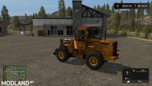 Volvo L90C Military Green and Yellow v 1.0, 2 photo