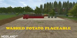 Washed Potato Placeable v 1.0