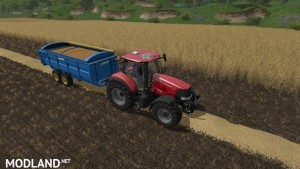 West 12t Grain Trailer v 1.0, 4 photo