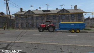 West 12t Grain Trailer v 1.0, 5 photo