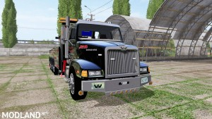 Western Star 4900 rotator heavy wrecker v 1.0, 1 photo
