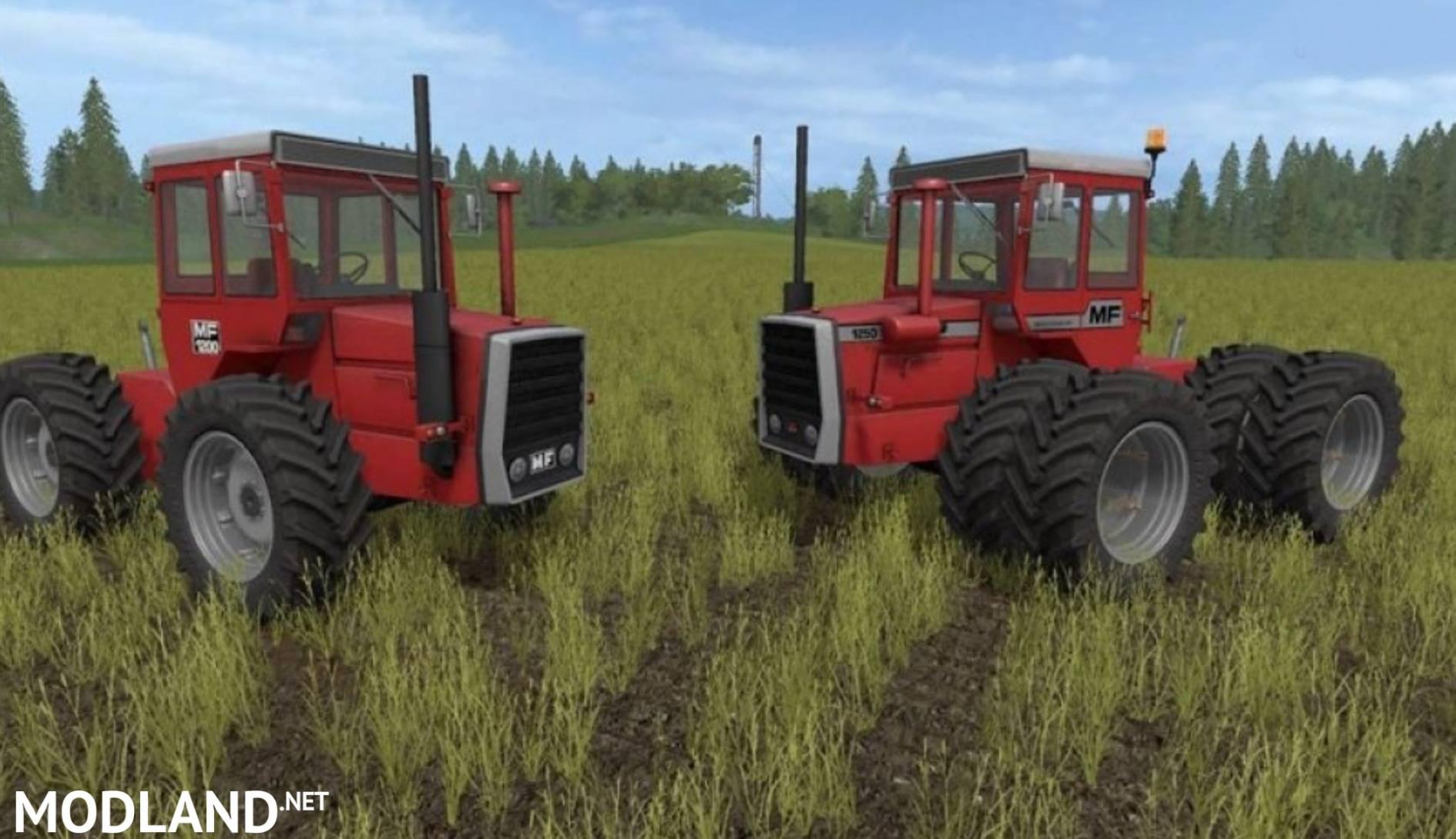 Massey Ferguson 1250 Mod Farming Simulator 17