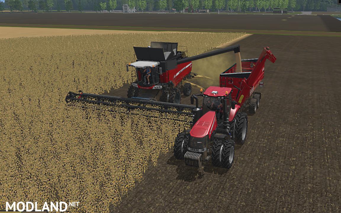 Farming Simulator Tractors : U s tractor pack mod farming simulator