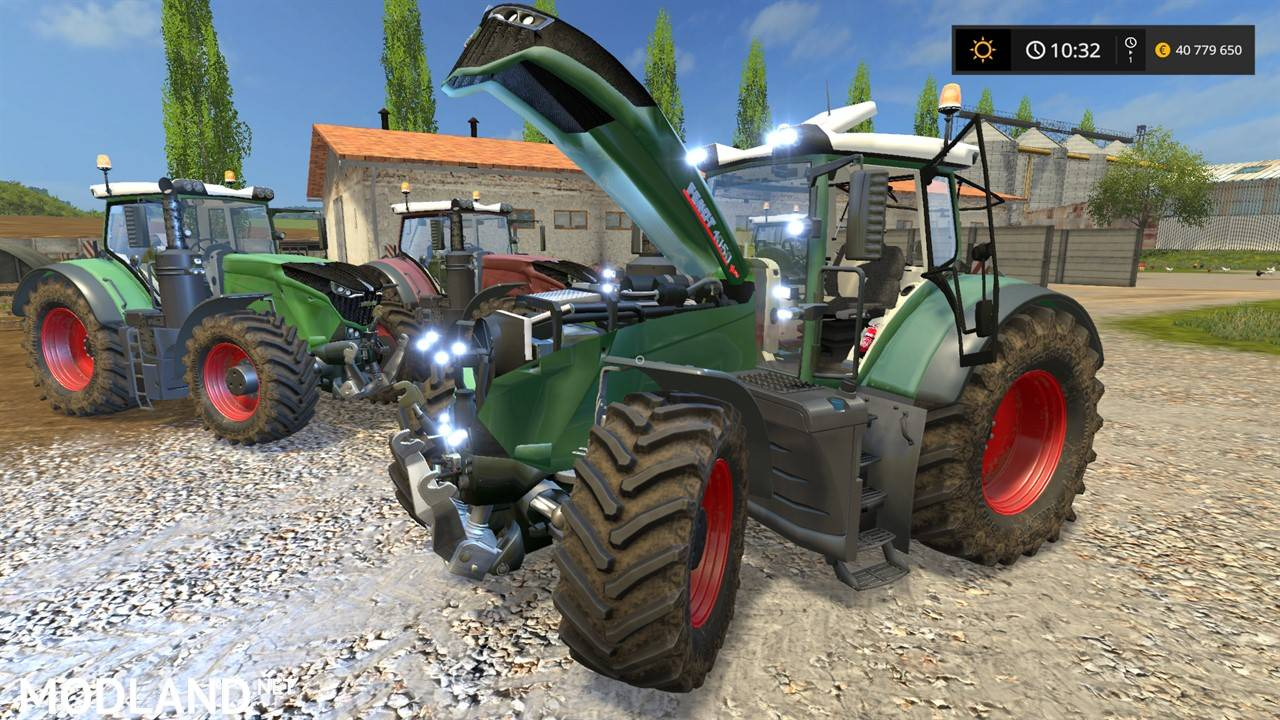Fendt 1000 Sports Update V 1 0 Mod Farming Simulator 17