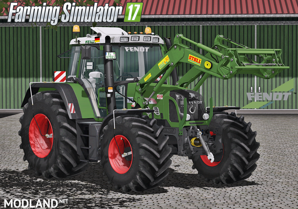 Fendt 818/820 Vario TMS Full Pack