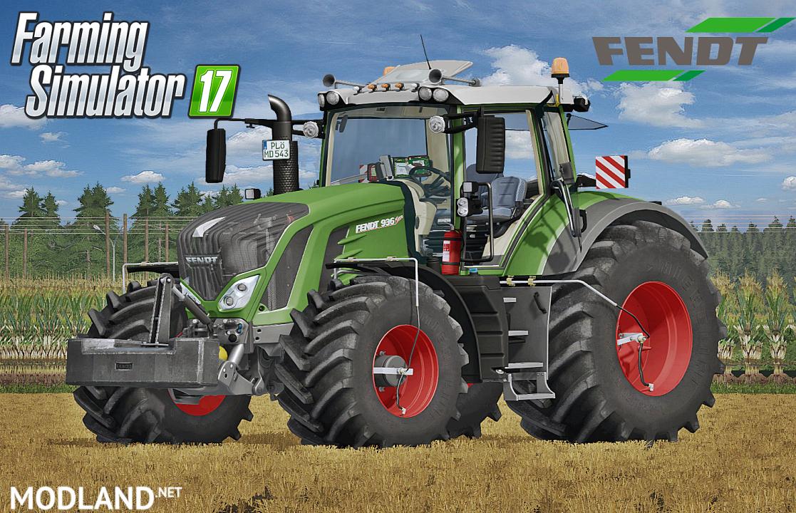 Fendt 900 Vario S4 Full Pack
