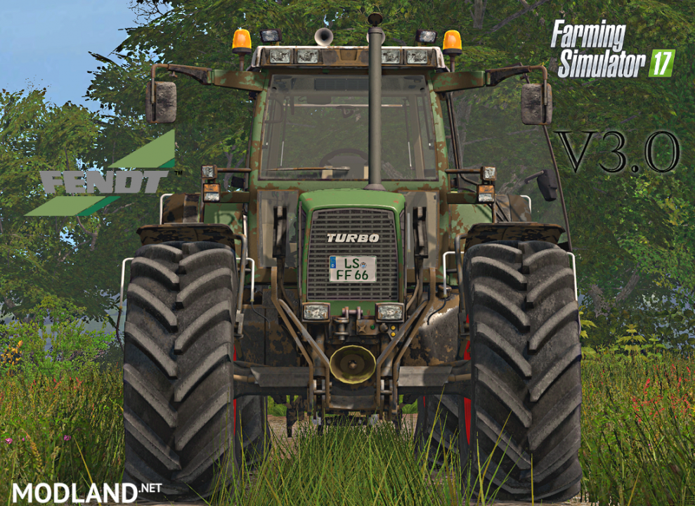 Fendt Favorit 800 Turboshift Serie Full Pack