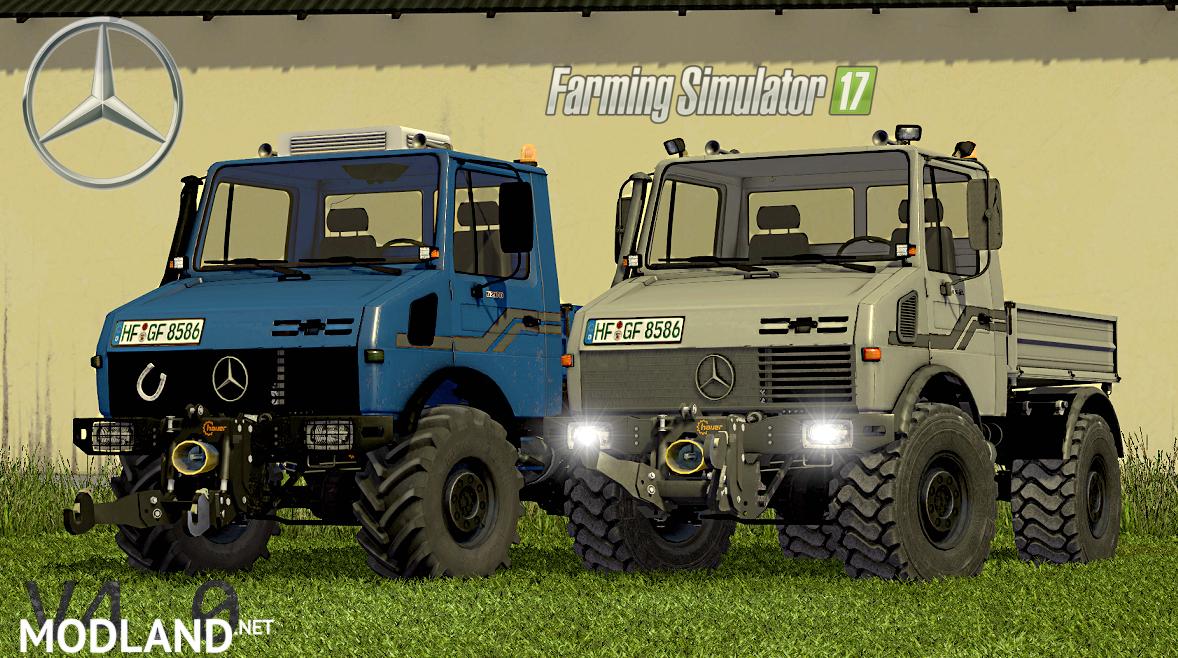 MB Unimog 1200/1600/2100 V4.0 Final Full