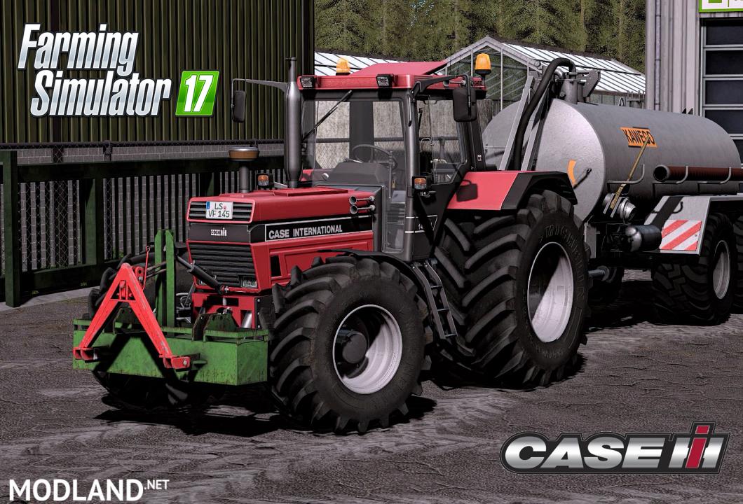 Case IH 1255XL/1455XL Full Pack