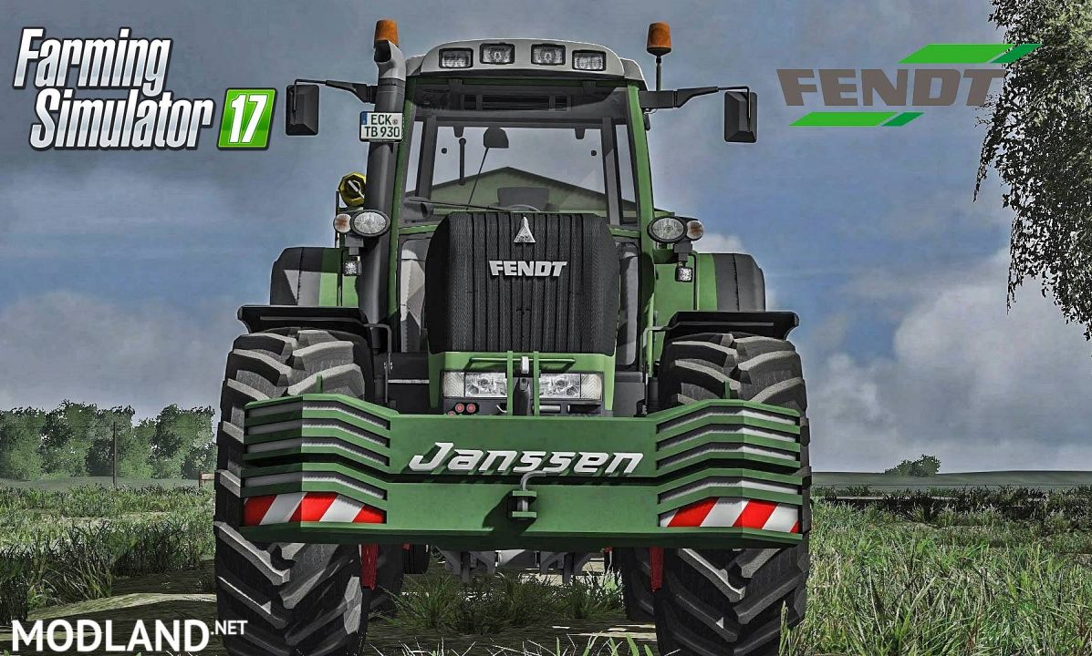 Fendt 900 Vario TMS Full Pack
