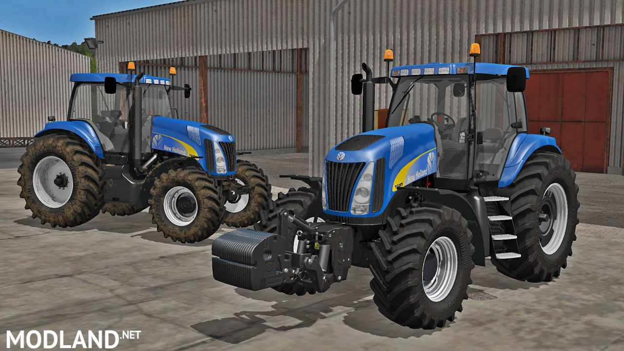 New Holland TG200 (230, 255, 285)