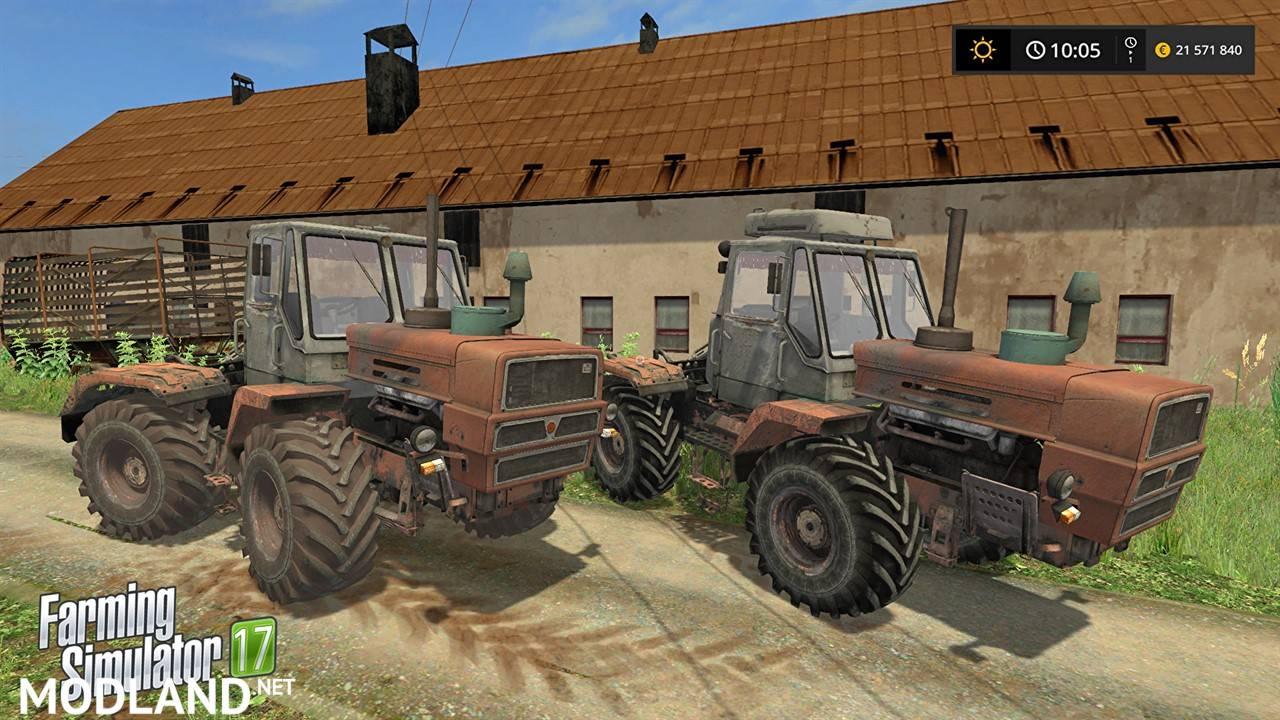 HTZ Т-150