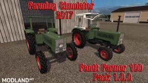 Fendt Farmer 100 Pack v 1.0, 1 photo