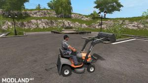 Husqvarna Rasentraktor Pack v 1.0, 2 photo