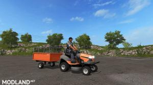 Husqvarna Rasentraktor Pack v 1.0, 4 photo