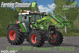 Fendt 500 Favorit C Series Final, 1 photo