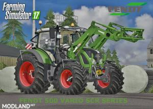 Fendt 500 Vario SCR v2 Full Pack, 1 photo