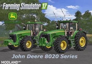 John Deere 8020 Series v4 Final, 1 photo
