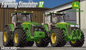 John Deere 8030 Series Final, 1 photo