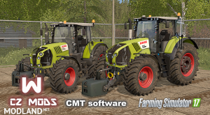 Claas Arion 600 & Axion 800 Series, 3 photo