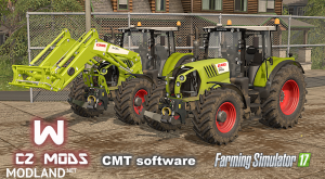 Claas Arion 600 & Axion 800 Series, 2 photo