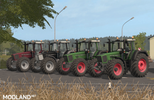 Fendt Favorit 800 Series, 1 photo