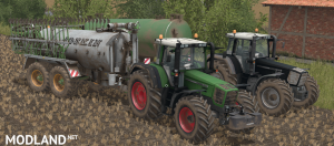 Fendt Favorit 800 Series, 2 photo
