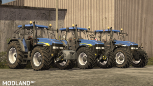 New Holland TM 175/190 Full Pack, 4 photo