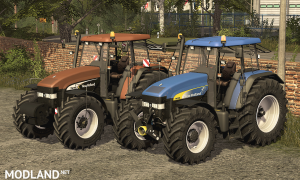 New Holland TM 175/190 Full Pack, 3 photo