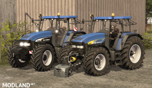 New Holland TM 175/190 Full Pack, 1 photo