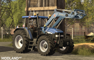 New Holland TM 175/190 Full Pack, 2 photo