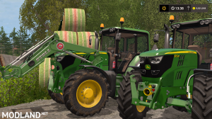 John Deere 6M series V2, 1 photo
