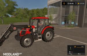 Tractor ZETOR PROXIMA 7441 v 1.0, 3 photo