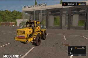 Pak tractor Kirovets v 1.0.1.2, 1 photo