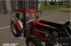 Tractor ZETOR PROXIMA 7441 v 1.0, 4 photo