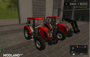Tractor ZETOR PROXIMA 7441 v 1.0, 1 photo