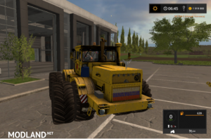Pak tractor Kirovets v 1.0.1.2, 2 photo