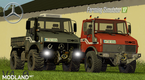 MB Unimog 1200/1600/2100 V4.0 Final Full, 3 photo