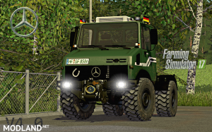 MB Unimog 1200/1600/2100 V4.0 Final Full, 2 photo